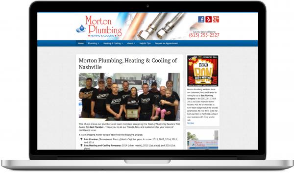 Morton Plumbing